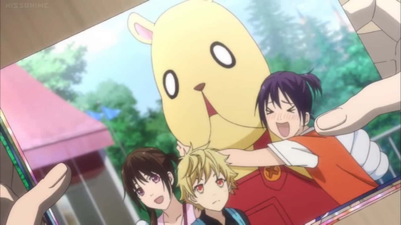 Noragami Aragoto: OVA is listed (or ranked) 3 on the list The 15 Best Action Anime OVAs of All Time