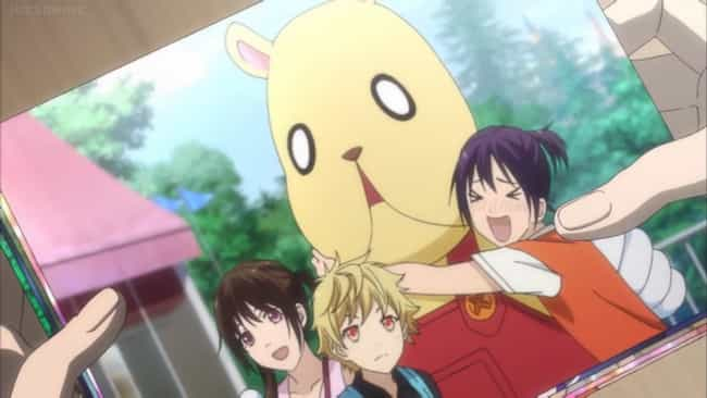 Noragami is listed (or ranked) 3 on the list The 15 Best Action Anime OVAs of All Time