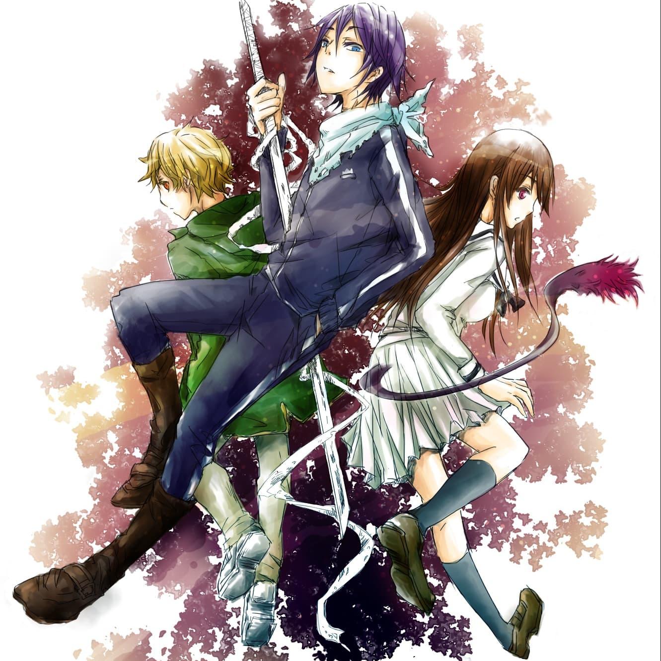 Random Best Supernatural Anime