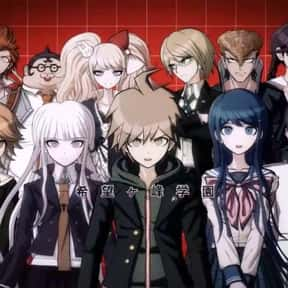 Danganronpa: The Animation is listed (or ranked) 20 on the list The Top Horror Anime of All Time