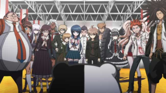 Danganronpa The Animatio... is listed (or ranked) 2 on the list The 13 Best Anime Like Assassination Classroom