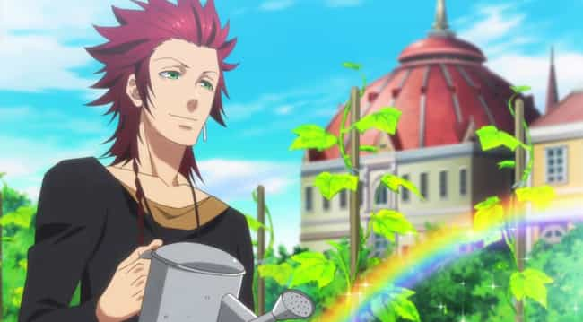 Kamigami no Asobi is listed (or ranked) 4 on the list 13 Times Religious Figures Showed Up in Anime As Amazing Characters