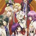 Kamigami no Asobi is listed (or ranked) 34 on the list The Best Fantasy Anime on Hulu