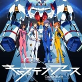Captain Earth is listed (or ranked) 11 on the list 20+ Boring & Slow Paced Anime Series
