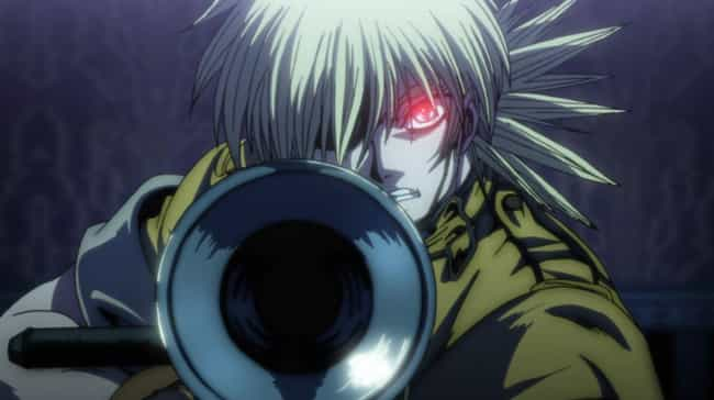 Hellsing Ultimate is listed (or ranked) 4 on the list The 13 Best Anime Like Black Lagoon