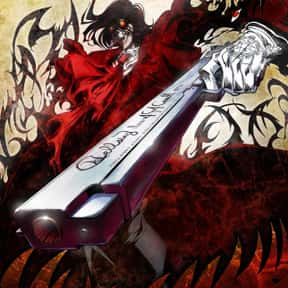 Hellsing Ultimate is listed (or ranked) 12 on the list The Best Anime to Watch While You're Stoned