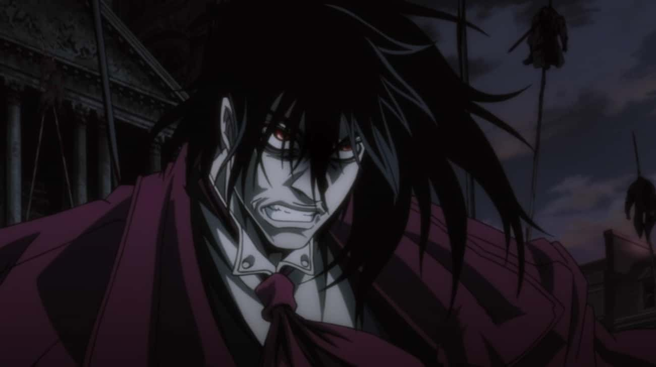 Hellsing Ultimate is listed (or ranked) 2 on the list The 14 Best Anime Where The Main Character Is A Villain