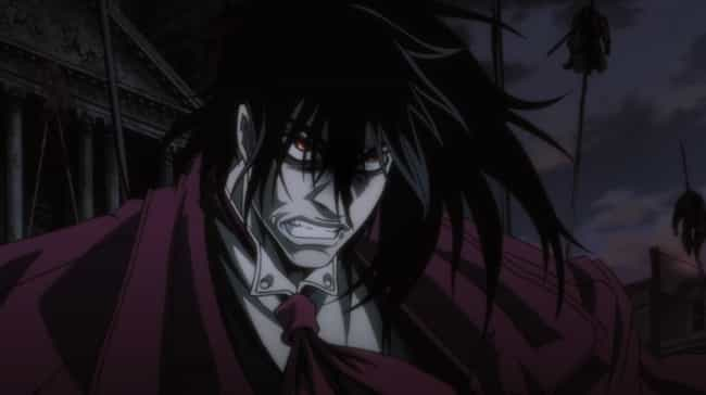 Hellsing Ultimate is listed (or ranked) 3 on the list The 14 Best Anime Where The Main Character Is A Villain