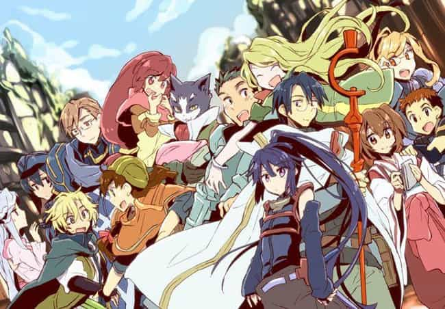 Log Horizon is listed (or ranked) 4 on the list The 13 Best Anime Like Overlord