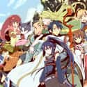 Log Horizon is listed (or ranked) 16 on the list The Best Anime Like Blood Lad