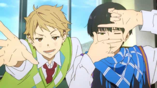 Beyond the Boundary is listed (or ranked) 3 on the list The Best Anime Like GeGeGe No Kitaro