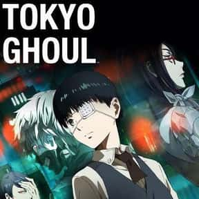 Tokyo Ghoul is listed (or ranked) 21 on the list The Best English Dubbed Anime of All Time