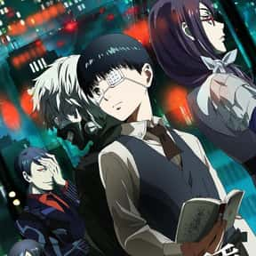 Tokyo Ghoul is listed (or ranked) 6 on the list The Top Horror Anime of All Time