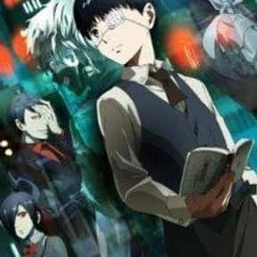 Tokyo Ghoul is listed (or ranked) 22 on the list The Best Adventure Anime of All Time