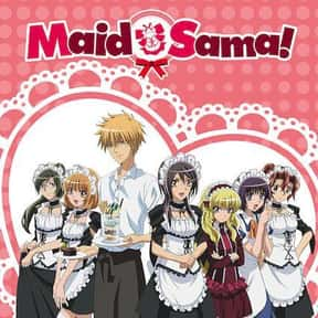 Maid Sama! is listed (or ranked) 15 on the list The Best Comedy Anime On Netflix