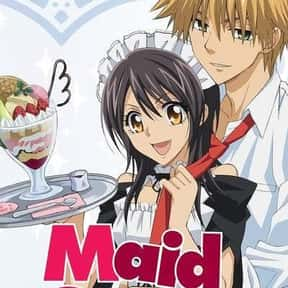 Maid Sama! is listed (or ranked) 8 on the list The Best Romance Anime on Hulu