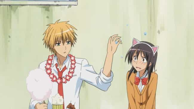 Maid Sama! is listed (or ranked) 1 on the list The 14 Best Comedy Romance Anime