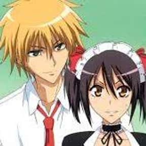 Maid Sama! is listed (or ranked) 24 on the list The Funniest Anime Shows Ever Made