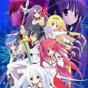 Bladedance of Elementalers is listed (or ranked) 11 on the list The Best Anime Like Chivalry Of A Failed Knight