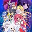 Bladedance of Elementalers is listed (or ranked) 5 on the list The Best Anime Like Infinite Stratos
