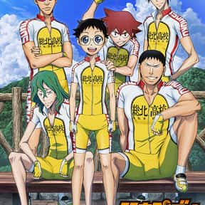 Yowamushi Pedal is listed (or ranked) 13 on the list The Best Anime Like Kuroko's Basketball
