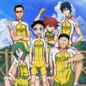 Yowamushi Pedal is listed (or ranked) 25 on the list The Best Anime To Watch While Working Out