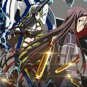 Sword Art Online II is listed (or ranked) 12 on the list The Best Fantasy Anime on Hulu