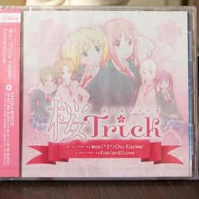Sakura Trick is listed (or ranked) 13 on the list The Best Anime Like Tsuredure Children