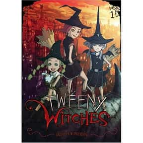 Tweeny Witches is listed (or ranked) 18 on the list The Best Anime Like Soul Eater