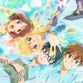 Shigatsu wa Kimi no Uso-Hikaru is listed (or ranked) 11 on the list The 100+ Best Anime Intros of All Time