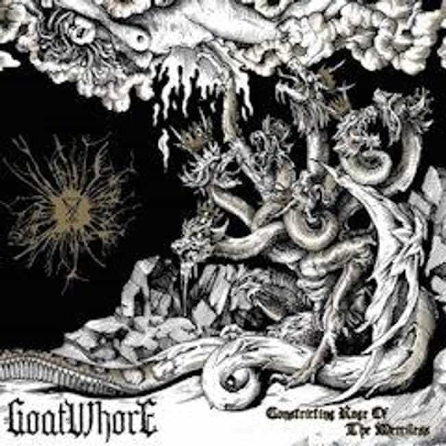Constricting Rage of the... is listed (or ranked) 1 on the list The Best Goatwhore Albums of All Time
