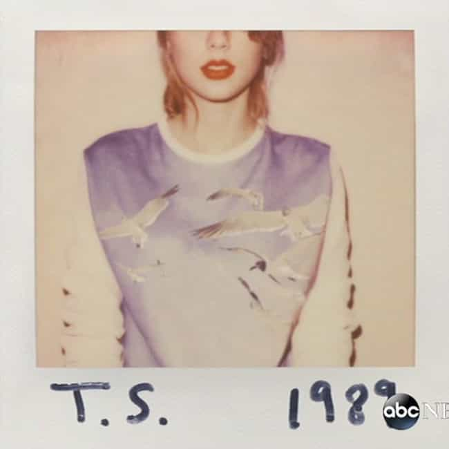 1989 is listed (or ranked) 5 on the list The Best Taylor Swift Albums of All-Time