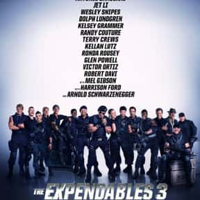 The Expendables 3 is listed (or ranked) 25 on the list The Best Sylvester Stallone Movies
