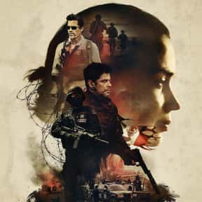 Sicario is listed (or ranked) 11 on the list The Best Thrillers Of The 2010s Decade