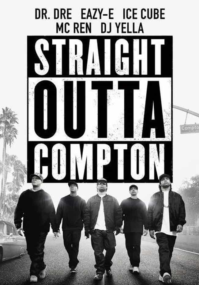 Straight Outta Compton is listed (or ranked) 7 on the list What to Watch If You Love Atlanta