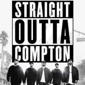 Straight Outta Compton is listed (or ranked) 7 on the list The Best Hood Movies