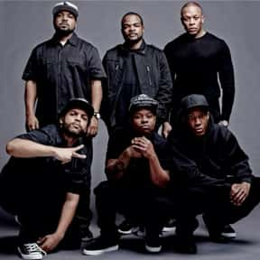 Straight Outta Compton is listed (or ranked) 3 on the list The Greatest African American Biopics