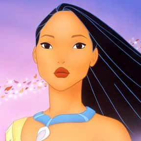 Pocahontas is listed (or ranked) 11 on the list The Best Disney Princesses
