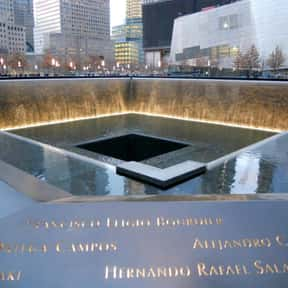 9/11 Memorial is listed (or ranked) 19 on the list The Best Tourist Attractions in America