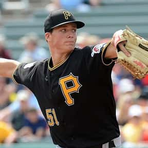Tyler Glasnow is listed (or ranked) 11 on the list The Best Hitting Pitchers in the MLB Right Now
