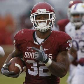 Samaje Perine is listed (or ranked) 8 on the list The Best Oklahoma Sooners Running Backs of All Time