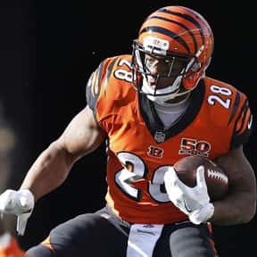 Joe Mixon is listed (or ranked) 9 on the list The Best Fantasy Football Running Backs Of 2019