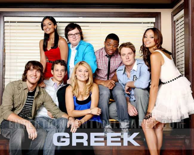 Greek is listed (or ranked) 2 on the list What to Watch If You Love 'Friday Night Lights'