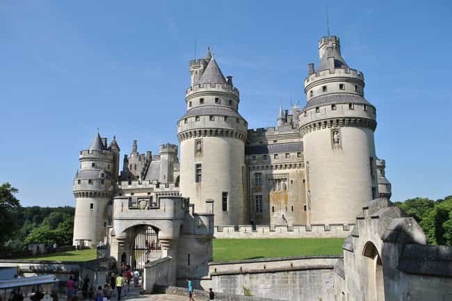 Château de Pierref... is listed (or ranked) 4 on the list The Most Beautiful Castles in France