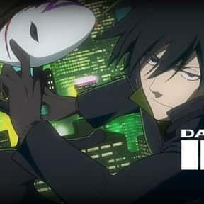 Darker than Black is listed (or ranked) 25 on the list The Best Fantasy Anime of All Time