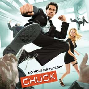 Chuck is listed (or ranked) 12 on the list The Best 2010s NBC Dramas