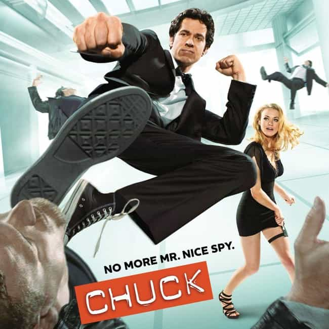 Chuck is listed (or ranked) 4 on the list What To Watch If You Love 'Monk'