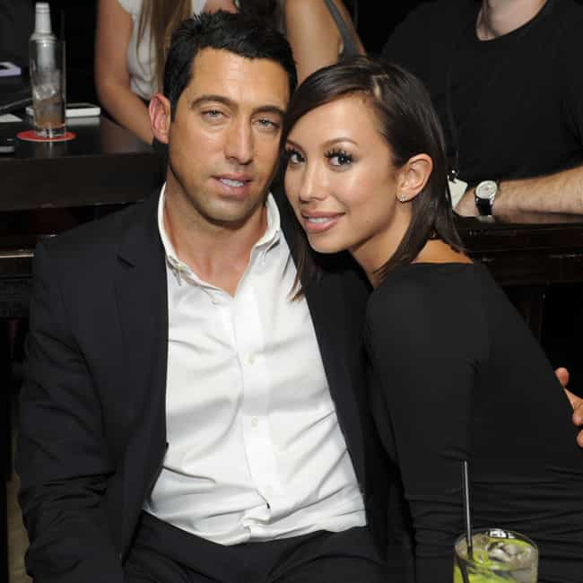 JT Torregiani is listed (or ranked) 2 on the list Cheryl Burke Loves and Hookups