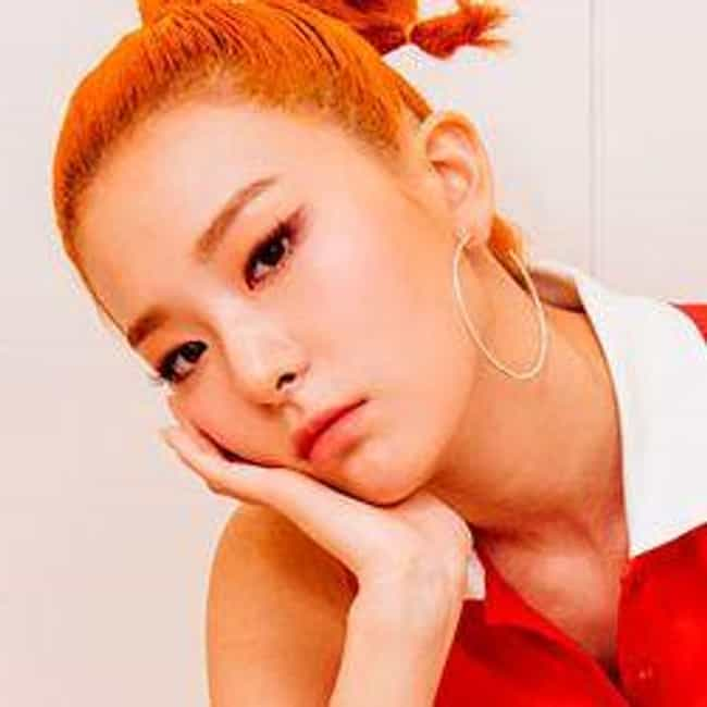 Seulgi is listed (or ranked) 4 on the list Who Is Your Favorite Red Velvet Member?