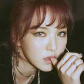 Wendy is listed (or ranked) 12 on the list The Best KPop Singers of All Time